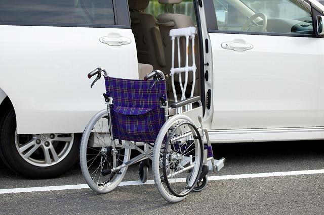 介護タクシー 車いす対応